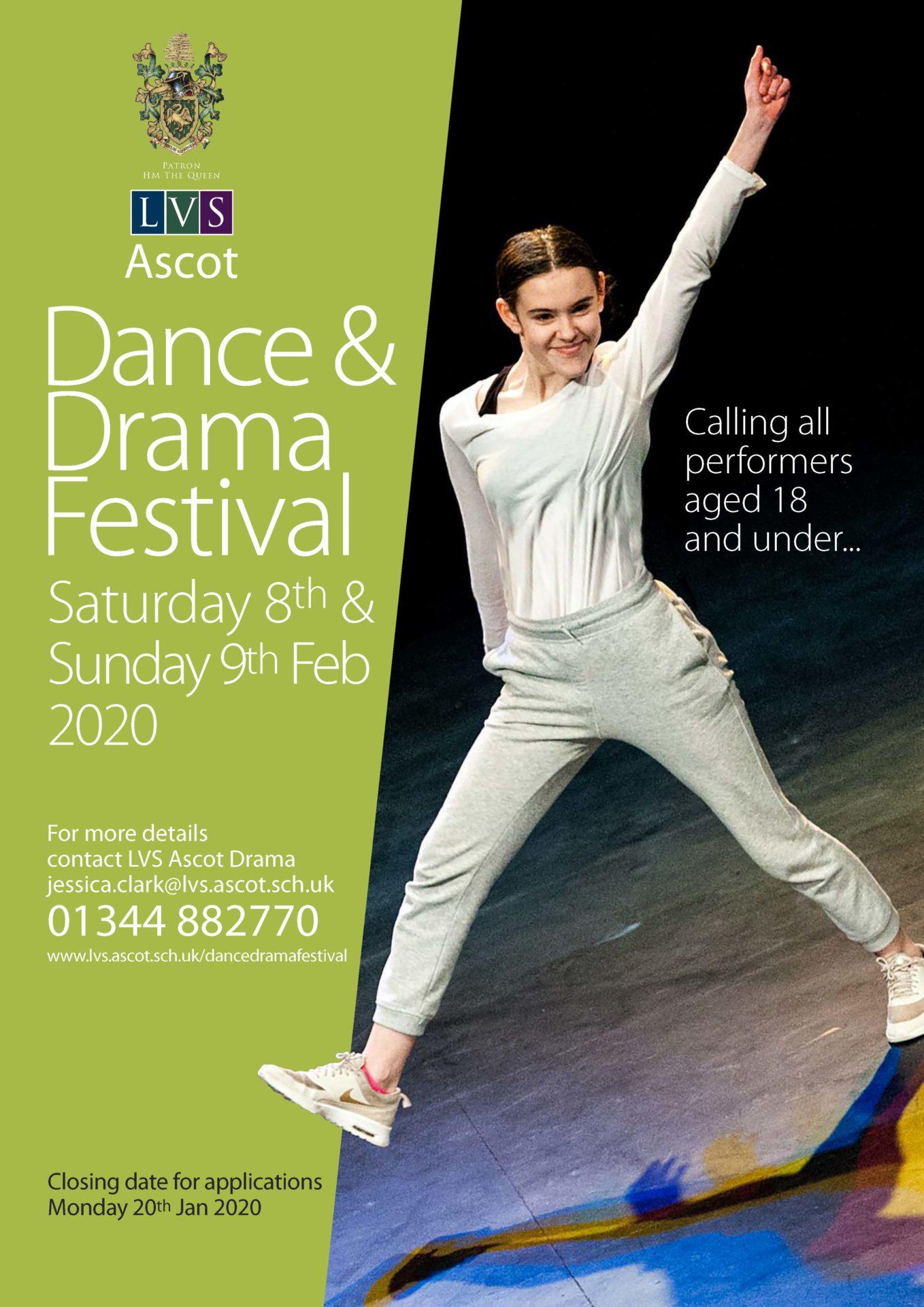 dance and drama festival